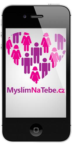 Mobilní aplikace na iphone & android